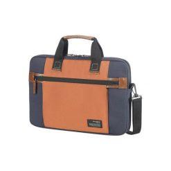 Torby na laptopa: Sideways 13,3 Szaro-pomarańczowy Torba SAMSONITE