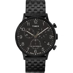 Zegarki męskie: Zegarek męski Timex Waterbury TW2R72200