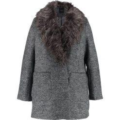 Płaszcze męskie: New Look Curves PLUTO SALT N PEPPER CHUCK ON  Krótki płaszcz black