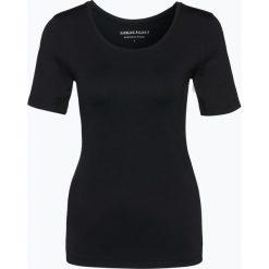 Apriori - T-shirt damski, czarny. Niebieskie t-shirty damskie marki Apriori, l. Za 99,95 zł.