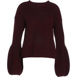 Swetry klasyczne damskie: Ivyrevel GRAND Sweter wine red