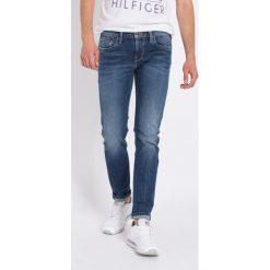 Pepe Jeans - Jeansy Hatch. Niebieskie jeansy męskie slim Pepe Jeans. W wyprzedaży za 299,90 zł.