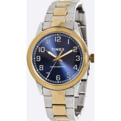 Timex - Zegarek TW2R36600. Czarne zegarki męskie marki Fossil, szklane. Za 329,90 zł.