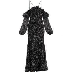 Keepsake MOONSHINE GOWN Długa sukienka black/ivory. Czarne długie sukienki marki Keepsake, s, z materiału, z długim rękawem. Za 999,00 zł.