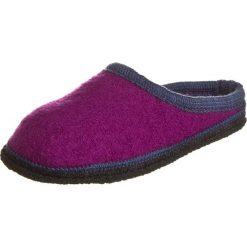 """Kapcie damskie: Kapcie """"Grainau"""" w kolorze fioletowym"""
