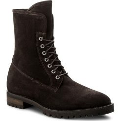 Kozaki GINO ROSSI - Dan MTU036-K40-R500-4000-F 89. Brązowe buty zimowe męskie marki Gino Rossi, ze skóry. W wyprzedaży za 349,00 zł.