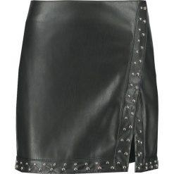 Minispódniczki: Gina Tricot HAILEY SKIRT Spódnica mini black