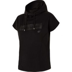 Bluzy rozpinane damskie: Bluza damska BLD001 - czarny