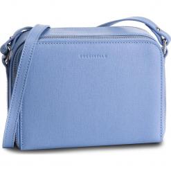 Torebka COCCINELLE - DV3 Mini Bag E5 DV3 55 H7 05 Cosmic Lilac B05. Niebieskie listonoszki damskie Coccinelle, ze skóry. Za 949,90 zł.