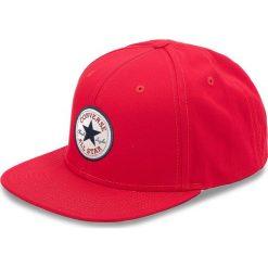 Czapka z daszkiem CONVERSE - 609157 Czerwony. Czerwone czapki z daszkiem męskie Converse, z bawełny. Za 89,00 zł.
