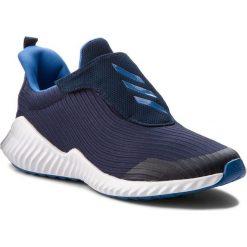 Buty adidas - FortaRun Ac K AH2628 Conavy/Blue/Ftwwht. Niebieskie buty sportowe damskie marki Salomon, z gore-texu, na sznurówki, do biegania, gore-tex. W wyprzedaży za 149,00 zł.