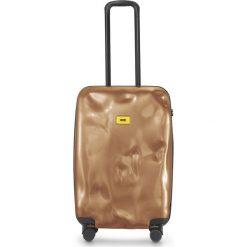 Walizka Bright średnia Bronze Face. Szare walizki marki Crash Baggage, z materiału. Za 996,00 zł.