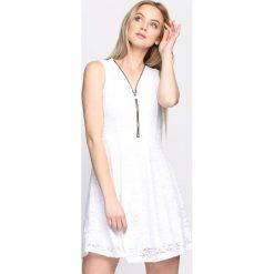 Sukienki: Biała Sukienka Bluffin'