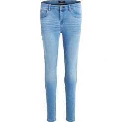 Object Jeans Skinny Fit medium blue denim. Niebieskie rurki damskie Object. Za 179,00 zł.