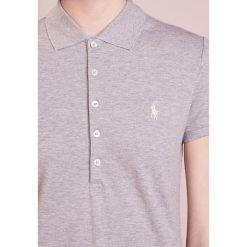 Polo Ralph Lauren JULIE POLO Koszulka polo andover heather. Szare bluzki asymetryczne Polo Ralph Lauren, xl, z bawełny, polo. Za 419,00 zł.