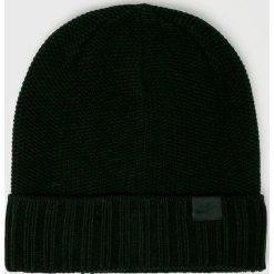 Nike Sportswear - Czapka. Czarne czapki zimowe męskie Nike Sportswear, z dzianiny. Za 99,90 zł.