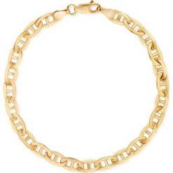 Bransoletka Złota - złoto żółte 585. Żółte bransoletki męskie W.KRUK, złote. Za 1590,00 zł.