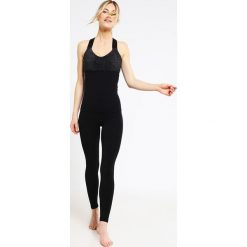 Yogasearcher SATSANG Top black. Czarne topy damskie Yogasearcher, s, z elastanu. W wyprzedaży za 144,50 zł.