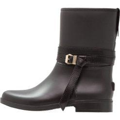 Be Only DEMI MELINE Kalosze noir. Czarne buty zimowe damskie Be Only, z materiału. W wyprzedaży za 173,40 zł.