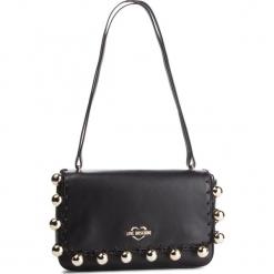 Torebka LOVE MOSCHINO - JC4077PP17LI0000 Nero. Czarne torebki klasyczne damskie Love Moschino, ze skóry ekologicznej. Za 959,00 zł.