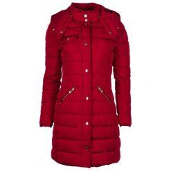 Desigual Płaszcz Damski Inga 36 Czerwony. Czerwone płaszcze damskie pastelowe Desigual. Za 799,00 zł.