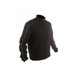Bluza tenisowa Dry 100 męska. Czerwone bluzy męskie marki KALENJI, m, z elastanu, z długim rękawem, długie. Za 59,99 zł.
