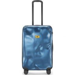 Walizka Icon średnia niebieska. Niebieskie walizki marki Crash Baggage, średnie. Za 1040,00 zł.