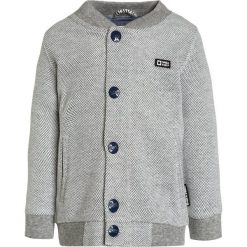 Swetry chłopięce: Tumble 'n dry NEIL BABY Kardigan light grey melange
