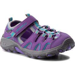 Sandały dziewczęce: Sandały MERRELL – H2O Hiker MC54861 Pur/Grey