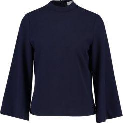 Bluzki asymetryczne: IVY & OAK Bluzka navy blue