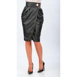 Odzież damska: Spódnica Carla Giannini w kolorze czarnym