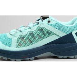 Salomon XA ELEVATE Obuwie do biegania Szlak beach glass/reflecting pond/lead. Szare buty do biegania damskie marki Salomon. W wyprzedaży za 455,20 zł.