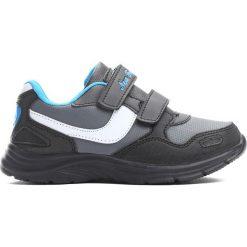 Czarne Buty Sportowe Velocity. Czarne buciki niemowlęce chłopięce Born2be. Za 49,99 zł.