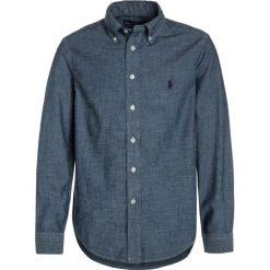 Polo Ralph Lauren Koszula dark blue. Niebieskie koszule chłopięce Polo Ralph Lauren, z bawełny, polo. W wyprzedaży za 255,20 zł.