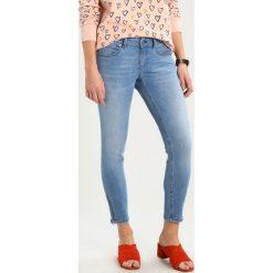 Freeman T. Porter EVELY Jeansy Slim Fit naqua. Niebieskie jeansy damskie marki Freeman T. Porter. W wyprzedaży za 390,15 zł.
