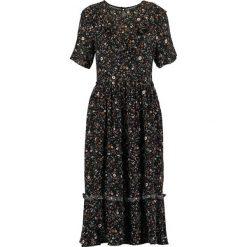 Sukienki hiszpanki: Second Female SIENNA Sukienka letnia black