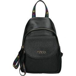 Plecaki damskie: Nobo Plecak damski F0400-C020 czarny