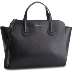 Torebka COCCINELLE - DQ1 Lulin E1 DQ1 18 01 01 Noir 001. Czarne torebki klasyczne damskie Coccinelle, ze skóry. Za 1399,90 zł.