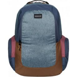 Torby na laptopa: Quiksilver Plecak Schoolie M Backpack Dark Denim