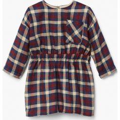 Sukienki dziewczęce: Mango Kids – Sukienka dziecięca 80-104 cm