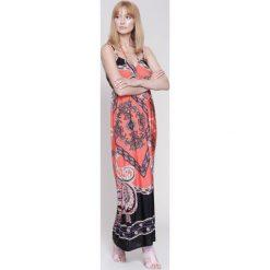 Sukienki: Koralowa Sukienka Powerful