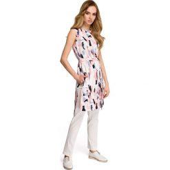 Bluzki, topy, tuniki: Tunika bez rękawów – model 2