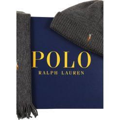 Szaliki męskie: Polo Ralph Lauren SET Szal dark granite heat