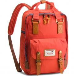Plecak DOUGHNUT - D010BH-0024-F Macaroon Bo-He Pumkin. Brązowe plecaki męskie Doughnut, z materiału. Za 359,00 zł.