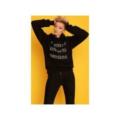 Bluzy rozpinane damskie: Nonsens Hoodie Bluza
