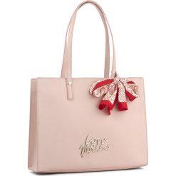 Torebki klasyczne damskie: Torebka LOVE MOSCHINO - JC4050PP15LE0600 Rosa