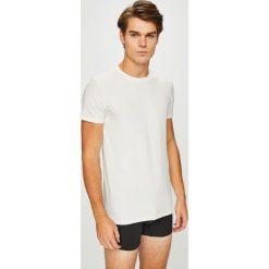 Levi's - Piżama. Brązowe piżamy męskie Levi's®, l, z bawełny, z krótkim rękawem. Za 129,90 zł.