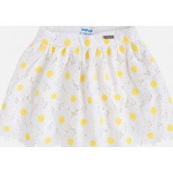 Mayoral - Spódnica dziecięca 92-134 cm. Szare spódniczki dziewczęce Mayoral, z bawełny, mini. Za 139,90 zł.