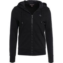 Bejsbolówki męskie: Michael Kors HOOD Bluza rozpinana black
