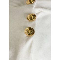 MOSCHINO Tshirt z nadrukiem riga blu. Niebieskie t-shirty damskie MOSCHINO, z nadrukiem, z bawełny. Za 329,00 zł.